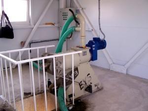 Переработка жидких и твердых волокнистых отходов