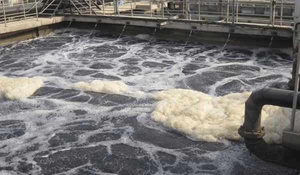 Очистка нефтесодержащих сточных вод