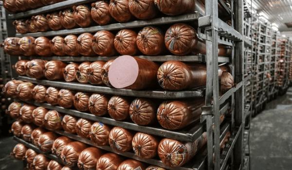 Очистка сточных вод мясокомбината