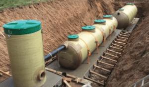 Строительство очистных сооружений поверхностного стока вод