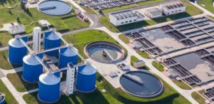 Строительство промышленных очистных сооружений